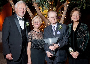 AZ: Midwestern University Honors Community Leaders, Students at Bright