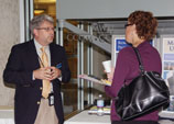 Dr. Michael Fay discuss the Biomedical Sciences Program