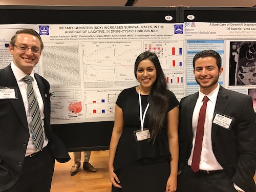 Lab 2016 at ACP conference- Nathan, Charisma, Ammer