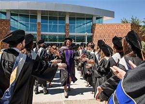 Midwestern University Glendale Az >> Inaugural Vet Speech Language Graduations Highlight 2018
