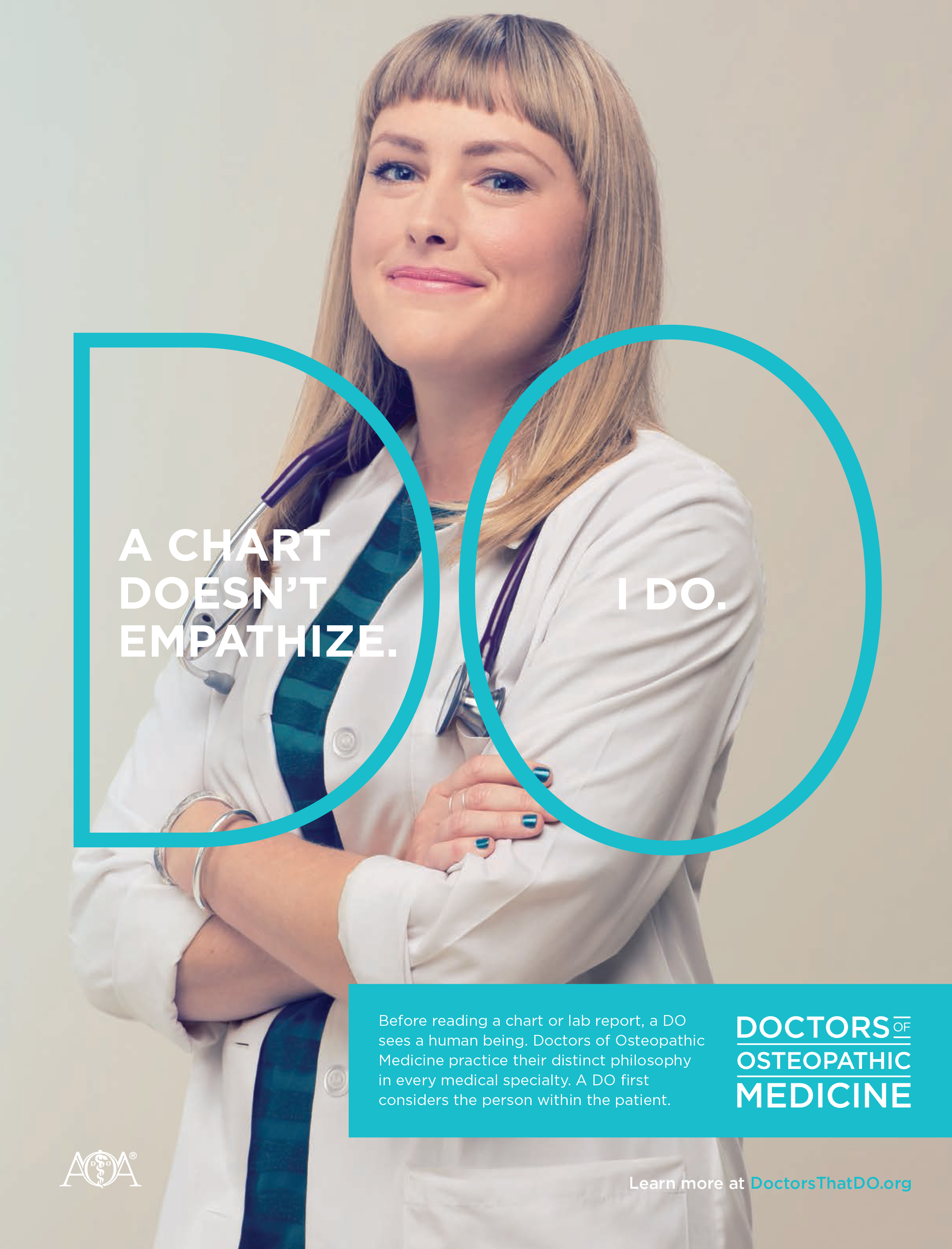 CCOM Alumni Part of Osteopathic Medicine Awareness Campaign