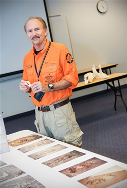 Maricopa County Sheriff's Office Search and Rescue Partners with MWU on Bone Identification Lab